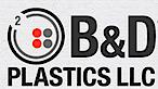 B & D Plastic's Company logo