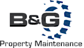 B & G Property Maintenance Logo