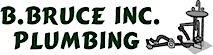 B. Bruce, Inc. Plumbing And Sewerage's Company logo