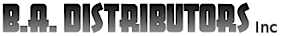B.a. Distributors's Company logo