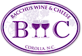 Bacchus Wine And Cheese's Company logo