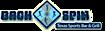 Christies Sports Bar & Grill's Competitor - Backspin Sports Bar logo