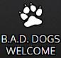 BAD dogs Welcome's Company logo