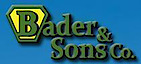 Bader & Sons's Company logo