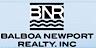Cambriavacationrentals's Competitor - BalboaNewport Realty logo