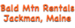 Backcountry Expeditions's Competitor - Bald Mtn Rentals logo