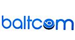 Baltcom, LV's Company logo