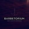 Barbetorium's Company logo
