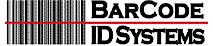 Barcode ID's Company logo