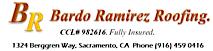Bardo Roofing's Company logo