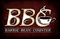 Barrie Bean Counter's Company logo