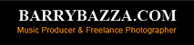 Barry Bazza's Company logo