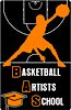 Basketball Artists School's Company logo