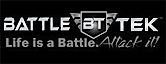 Battle Tek Wrestling's Company logo