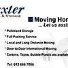 Baxter International Movers's Company logo