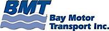 Bay Motor Transport's Company logo
