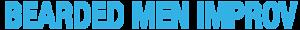 Bearded Men Improv's Company logo