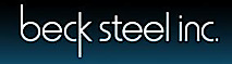 Beck Steel's Company logo
