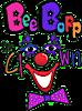 Bee Bopp The Clown's Company logo
