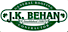 Standing Seam Roofing's Competitor - Behan J K Roofing logo