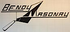 Benoy Masonry's Company logo