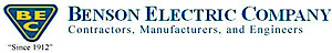 Benson Electric Company's Company logo