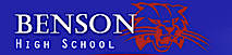 Benson High School's Company logo