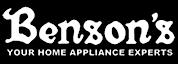 Benson's Appliance Sales & Service's Company logo