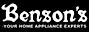 Benson's Appliance Sales & Service's company profile