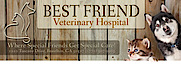 Best Friend Veterinary Hospital's Company logo
