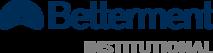 Betterment Institutional's Company logo