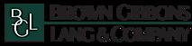 BGL's Company logo