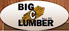 Big C Lumber's Company logo