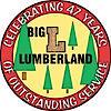 Big L Lumber's Company logo