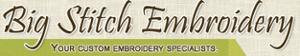 Big Stitch Embroidery's Company logo