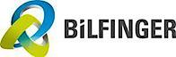 Bilfinger's Company logo