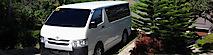 Bingbing's Rent A Van's Company logo