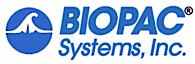 BIOPAC's Company logo