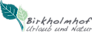 Jens Weissflog Appartementhotel's Competitor - Birkholmhof logo