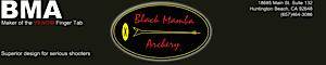Black Mamba Archery's Company logo