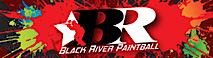 Black River Paintball's Company logo