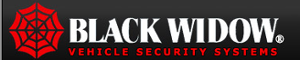 Black Widow Vehicle's Company logo