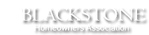 Blackstone Homeowners Association's Company logo
