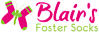 Blair's Foster Socks Logo