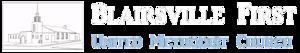 Blairsville First United Methodist Church's Company logo