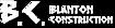 Zappacosta Construction's Competitor - Blantonconst logo