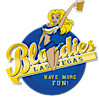 Blondies Sports Bar's Company logo