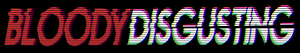 Bloody Disgusting's Company logo