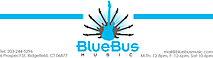 Blue Bus Music's Company logo