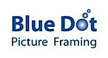 Blue Dot Picture Framing's Company logo